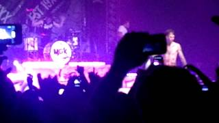 MGK Live-See my tears at Congress Theater,Chicago 42813