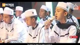 Jaran goyang versi rindu nabi muhammad saw