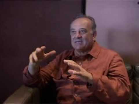 Angelo Badalamenti on working with David Lynch