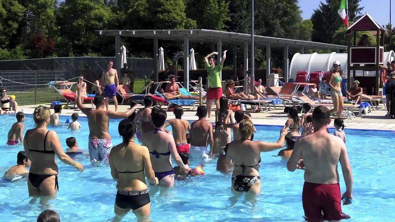 Parco delle piscine torviscosa i balli della domenica for Camping parco delle piscine zoover