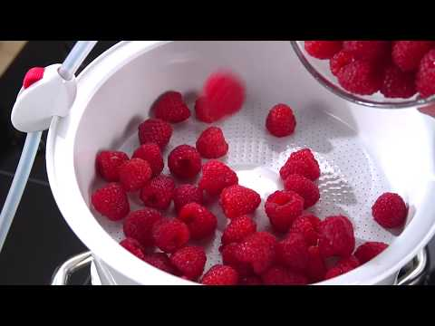 Set for juicing fruits and vegetables DELLA CASSA