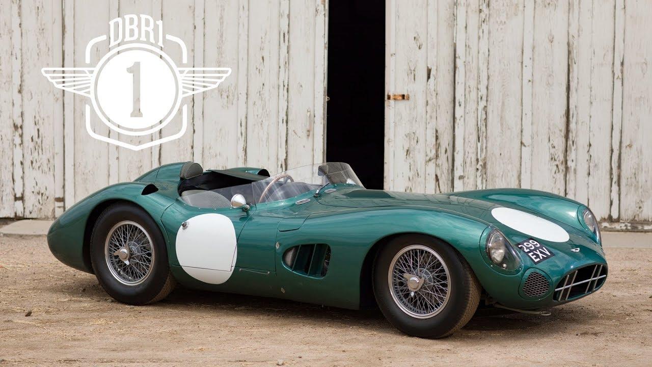 1956 Aston Martin Dbr1 A British Racing Rarity Youtube