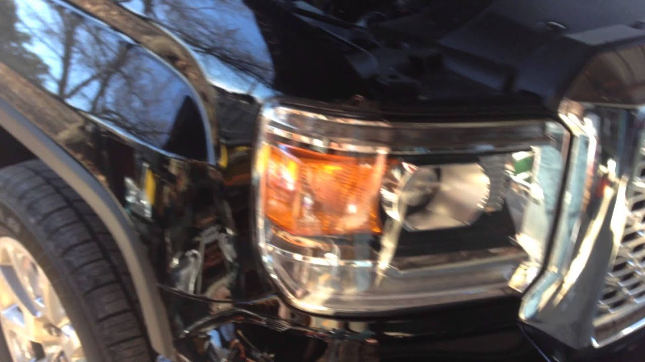 Headlight, Grill, and upper bumper removal on a 2015 ...