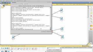 OSPF sur Packet Tracer by Messi89