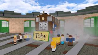 Thomas Nameboards Segment | Roblox Remake
