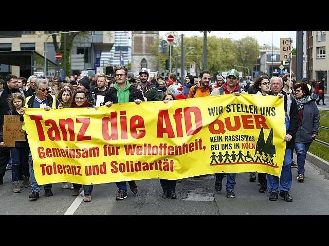 <h2><a href='https://webtv.eklogika.gr/' target='_blank' title='Γερμανία: Επεισόδια σε συνέδριο του ξενοφοβικού κόμματος (AfD) Εναλλακτική για τη Γερμανία'>Γερμανία: Επεισόδια σε συνέδριο του ξενοφοβικού κόμματος (AfD) Εναλλακτική για τη Γερμανία</a></h2>