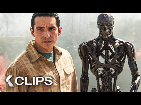 TERMINATOR 6: Dark Fate All Clips & Full onlines (2019)