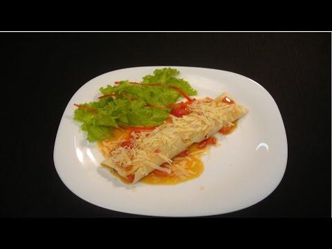 Clique e veja o vídeo Receita Panqueca