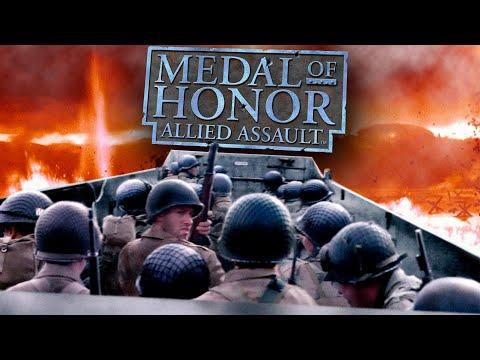 Medal Of Honor: Allied Assault - Отец шутеров про Вторую мировую
