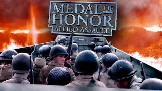 оБЗОР MEDAL OF HONOR: ALLIED ASSAULT (2019)