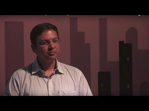 Evolution Of India's First Smart Village | Gautam Karajgi | TEDxBandra
