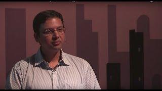 Evolution of India's First Smart Village   Gautam Karajgi   TEDxBandra