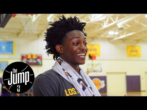 De'Aaron Fox Says LaVar Ball 'Put A Target On Lonzo Ball's Neck' | The Jump | ESPN