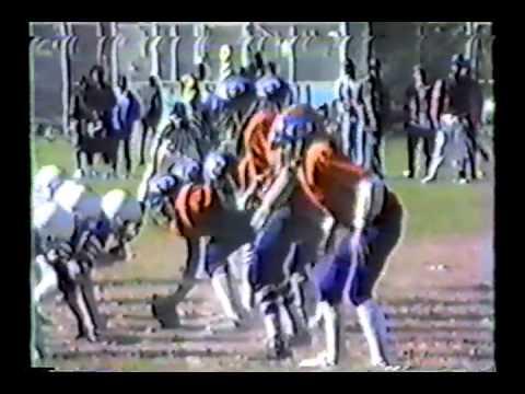 Lower Manhattan Giants vs. Hurricanes & Seahawks (1986)
