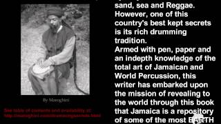 Jamaican Traditional Drumming and Percussion Book