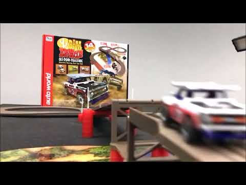 BAJA RACERS BRONCO SLOT CAR CHALLENGE