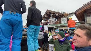 Виды горнолыжного курорта Три вершины