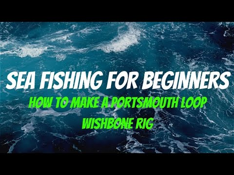 How To Make A Portsmouth Loop Wishbone Rig For Plaice