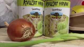 Кислая капуста no диетe Дюкана-этап Чередования. Sauerkraut, Dukan diet-the Cruise Phase