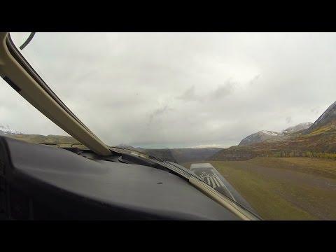 Departing Telluride in a September Snow