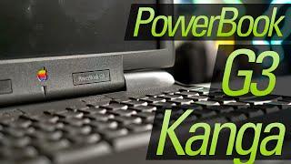 PowerBook G3 Kanga: Apple's Shortest-Lived Mąc Laptop
