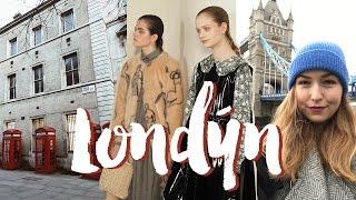 VLOG | V Londýně na Fashion Weeku