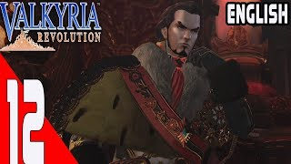 Valkyria Revolution - Walkthrough Part 12 - Finale The Traitors -English- No Commentary