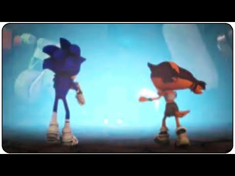 Sonic Boom Fire and Ice - All Bosses
