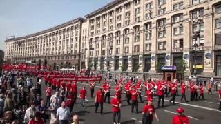 Первомай 2013 в Киеве(This video is about первомай., 2013-05-06T19:24:09.000Z)