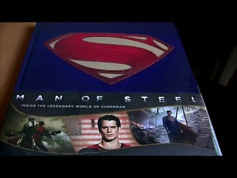 Man Of Steel Inside The Legendary World Of Superman Book Review