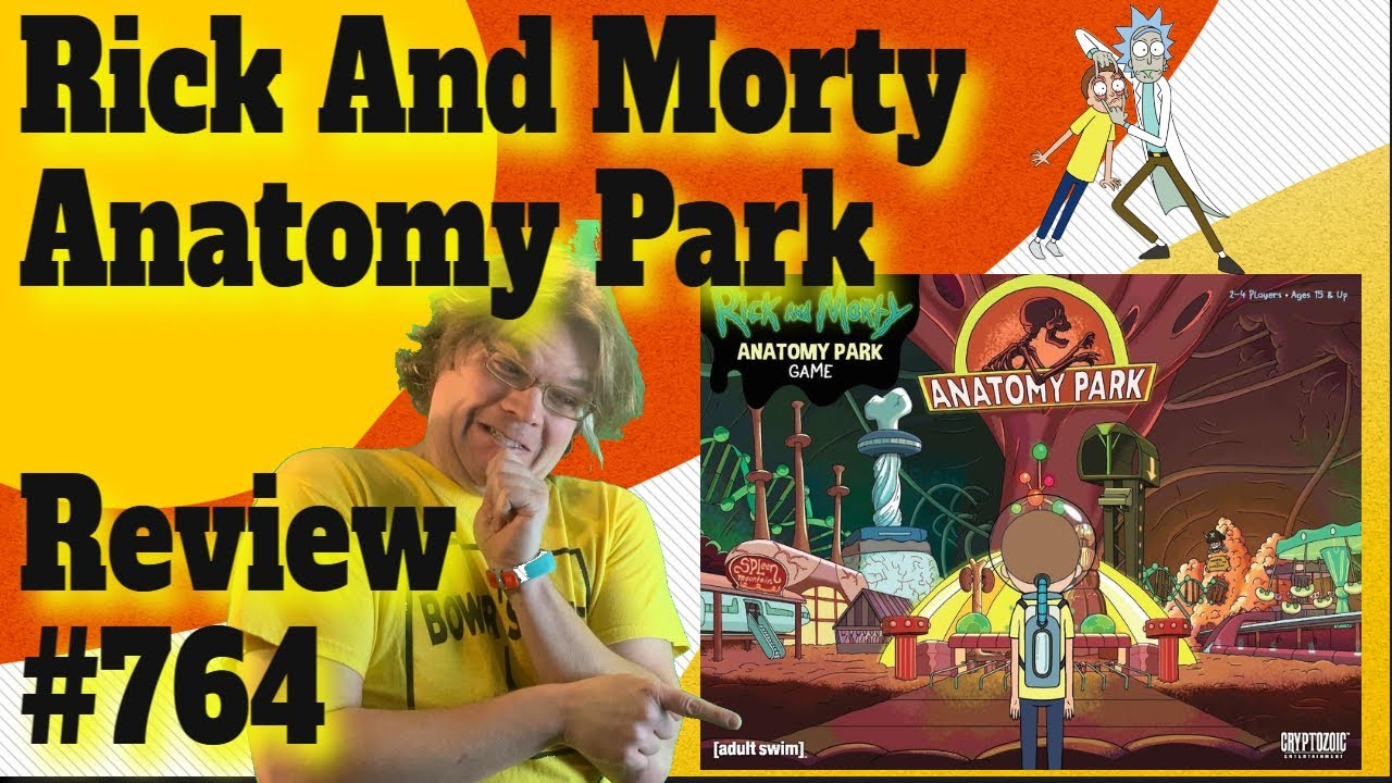 Bower\'s Game Corner: Rick And Morty: Anatomy Park- The Game Review ...