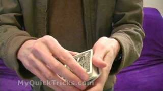 FREE MAGIC TRICK how to levitate a card like David Blaine