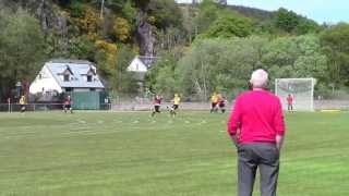 Lochside Rovers v Fort William May 2013