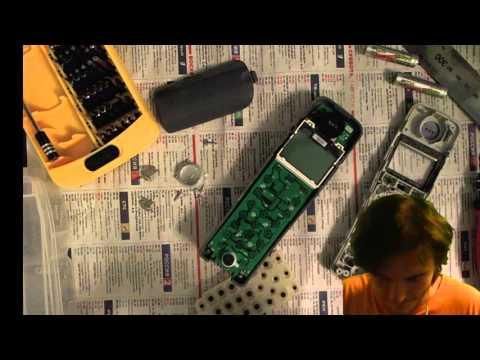 Как починить кнопки у телефонной трубки радиотелефона ▣ Компьютерщик
