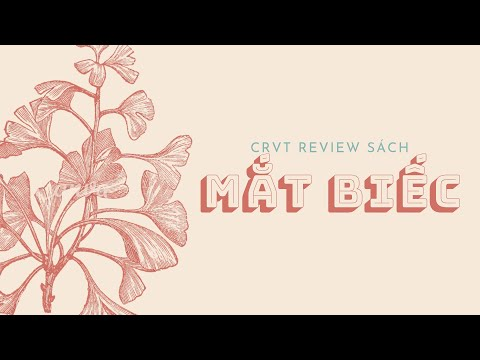 [review sách] #23 MẮT BIẾC - Nguyễn Nhật Ánh