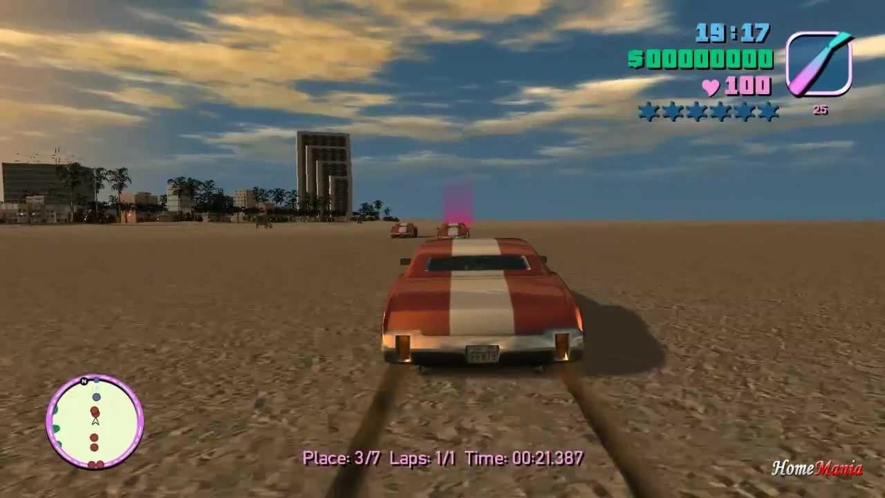 GTA Vice City Rage - mission #1 (Public Beta 1)