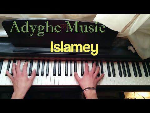 Adyghe Circassian Music - Islamey Piano Cover