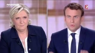 """#Debat2017 - Emmanuel Macron : """"ce que vous proposez c'est de la poudre de perlimpinpin"""""""