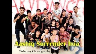 Aashiq Surrender hua badri ki dulhaniya   vishalroy choreography