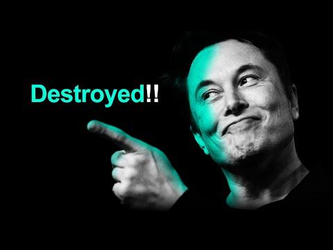 Elon Musk DESTROYS Lawyer In Court Over Frivolous Lawsuit