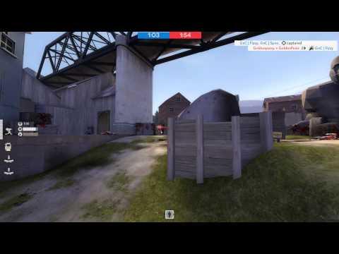 Team Fortress 2: Season 8 UGC Steel - Viaduct Engineer PoV
