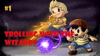 [Super Smash Bros] Trolleando con los magos, la venganza de Ness!
