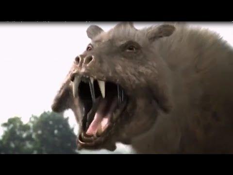 Мультфильм древние животные