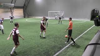 Полный матч Славутич 2 1 Unknown FC Турнир по мини футболу в Киеве