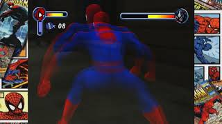 Tommy Tallarico - Spidey vs Venom (cover) Spider man 2000 pc soundtrack