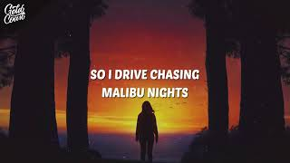 Gambar cover LANY - Malibu Nights Lyrics