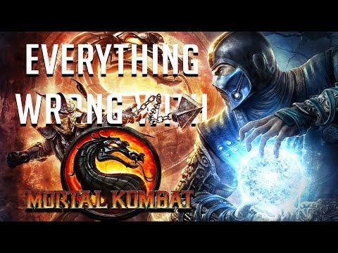 GamingSins: Everything Wrong with Mortal Kombat (2011 Reboot