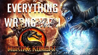 GamingSins: Everything Wrong with Mortal Kombat (2011 Reboot)