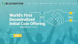 How to identify a good ICO & my top 5 reasons to buy blocnation's BNTN Tokens