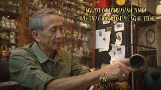 Người đàn ông sống cùng hàng trăm chiếc chuông giữa Sài Gòn